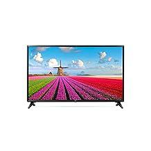 "LG 49LJ5500 TV Smart 49"", Slim Design WebOS 3.5, WiFi, Negro"