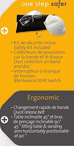 Peugeot EnergySand 100B Schleifmaschine