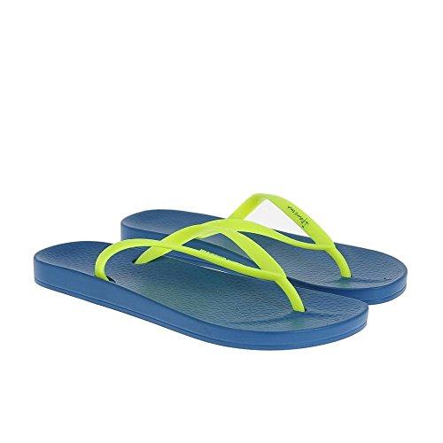 Flip Aqua Girls' Tropical Yellow Ipanema Flop q14Fza