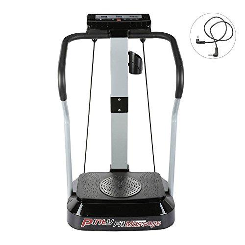 Pinty 2000W Whole Body Vibration Platform Exercise Fitness Machine Fit...