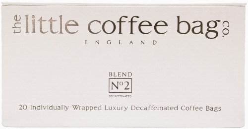 The Little Coffee Bag Co 50 Bag Packet Blend No1