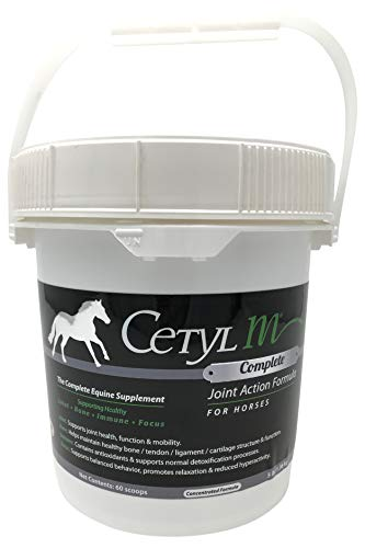 Cetyl M Complete Joint Action Formula for Horses, 3 Pounds by Cetyl M (Image #5)