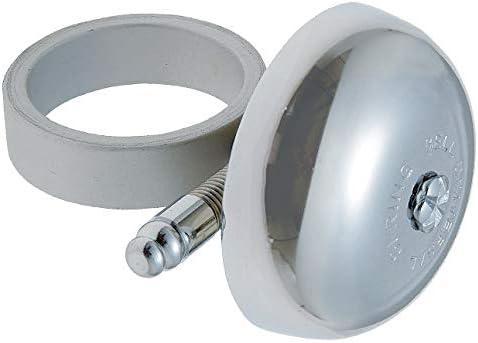 VIVA(ビバ) Aヘッド真鍮CP スプリングベル インチ