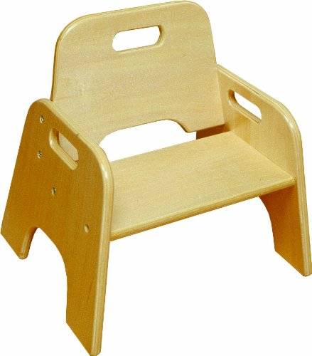Hardwood Toddler Seat (ECR4Kids 10