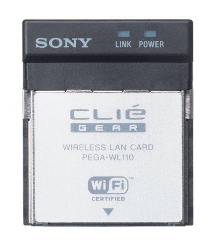 Sony PEGA-WL110 Wireless LAN Card (Sony Modem Card)