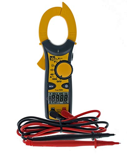 IDEAL INDUSTRIES INC. 61-746 Clamp Meter 600 Amp AC with NCV and TRMS