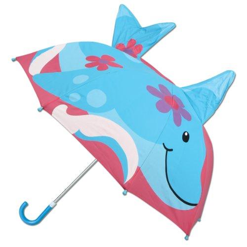 Dolphin Umbrella - Stephen Joseph Pop Up Umbrella, Dolphin