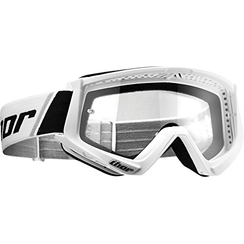 Enemy color deportivas Gafas MX protectoras blanco Thor 5qXBnp