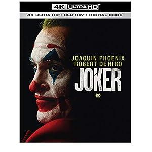 Joker (4K Ultra HD + Blu-ray + Digital)