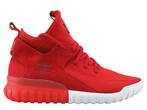 Sneaker adidas Uomo Primeknit Tubular X Rosso 5AZZaq