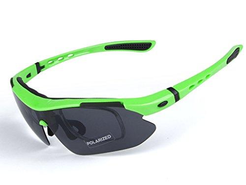 para de Bicicleta Bicicleta y Ciclismo Gafas Ciclismo para Gafas Montaña polarizadas Protección A Lentes G 5 Aili Sol Hombre Gafas fqY5Bw1