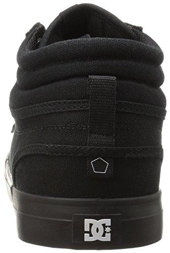 DC Shoes Men's Evans Smith Hi Top Shoes Black (kkg)