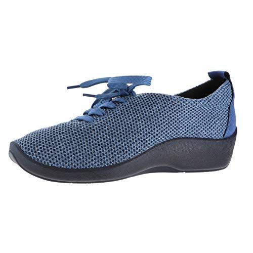 Arcopedico Net 3 Indigo Womens Lace-Up Shoe Size 40M