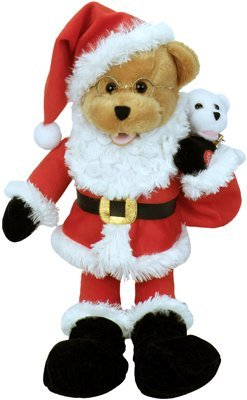 Chantilly Lane Saint Nick Bear Duet - Up on The Rooftop