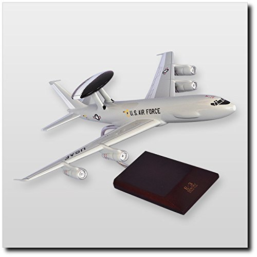 Planejunkie Aviation Desktop Model - Boeing E-3A Sentry AWACS Model