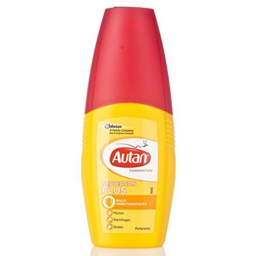 Autan Protection Plus Pump Spray 100ml by Autan (Autan Repellent)