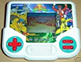Mighty Morphin Power Rangers Handheld Game by Tiger Electronics