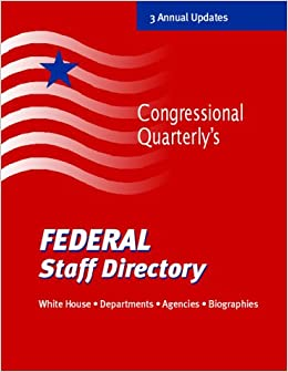 Federal Staff Directory: White House, Departments, Agencies ...