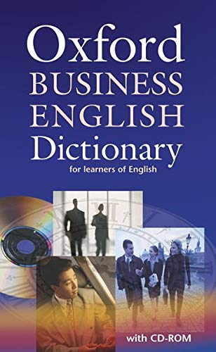 Oxford Business English Dictionary for learners of