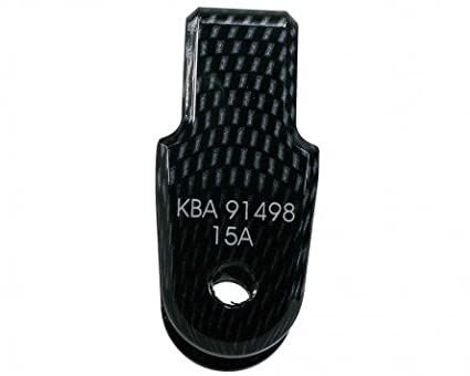 H/öherlegungssatz STAGE6 Street Legal 40mm carbon f/ür Kreidler Hiker Sport DD 50