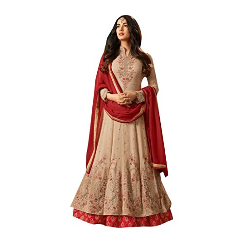 Anarkali Long Salwar Kameez Kamiz Suit Shalwar Muslim Pakistani Designer Party Wear Donna Ragazza Wedding Ladies Choli Top Hijab Kafaan Punjabi 2844