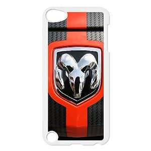 Dodge iPod Touch 5 Case White GYK05347
