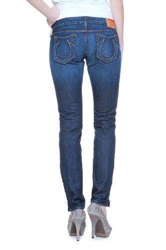True Religion Slim Leg Jeans GWEN, Color: Dark blue, Size: 28