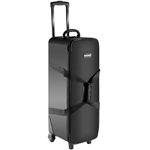 Neewer Roller Bag for Photography Photo Video Studio on Location Shoots,12x11.4x33 inches/30x29x84 centimeters Carrying Bag for Camera Light Stand Umbrella Monolight LED Light Flash Speedlite and More by Neewer