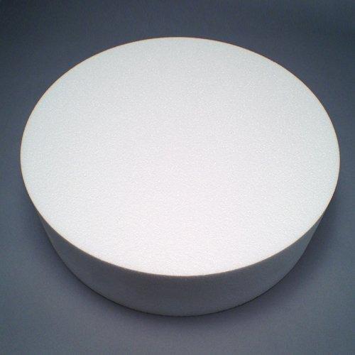 EPS Craft Foam Circle, 21 x 21 x 2