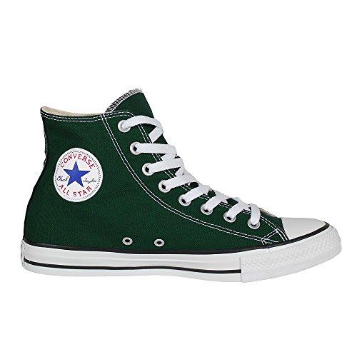 Sneaker Canvas All Verde Star Hi Adulto Unisex Converse qtOIwdt