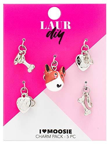 LaurDIY 37600051 Moosie Charm