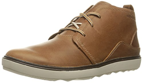 Merrell Women's Around Town Chukka Fashion Sneaker - Brow...