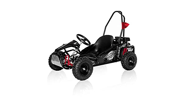 Amazoncom Mega Moto Gas Go Kart 98cc3hp Mm K100 50