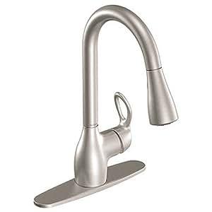 One Handle Kitchen Faucet Amazon Prime