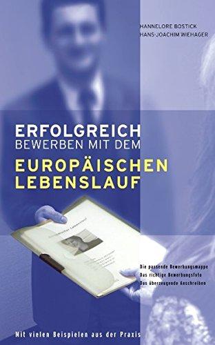 Erfolgreich bewerben mit dem Europäischen Lebenslauf
