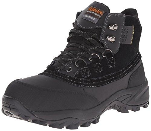 Dunham Mens Thomas-Dun Chukka Boot Black