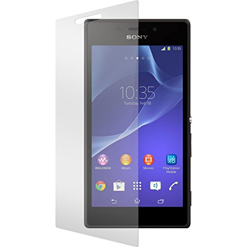 Tempered Glass Screen Protector for Sony Xperia M2 - 5