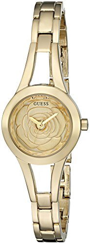 GUESS U0733L3 Gold Tone Champagne Stainless