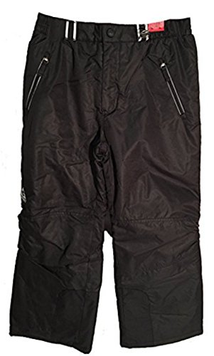 Gerry Girls Winter Snow Pant Black, Medium 10/12 by Gerry