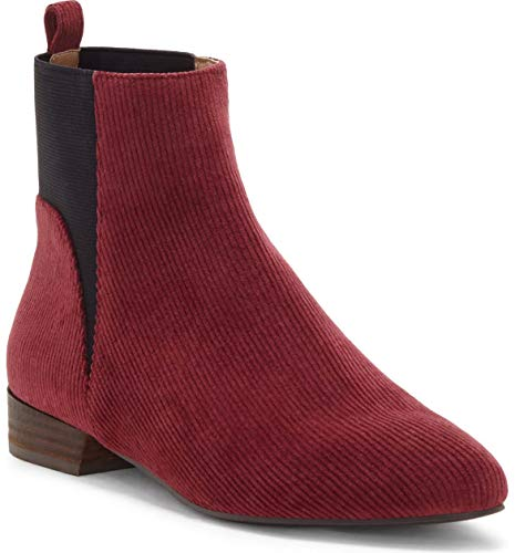 Lucky Brand Women's LK-GLELDO Ankle Boot Light RAISEN