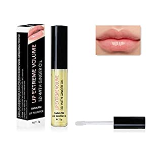 Lip Plumper, Natural Lip Enhancer, Lip Care Serum, Lip Mask, Moisturizing Beauty, Extreme Lip Plumper Fuller & Hydrated…