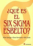 img - for What is Lean Six Sigma? book / textbook / text book