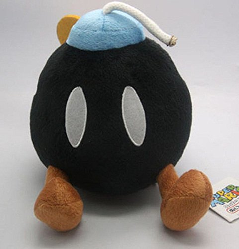 Super Mario Bros Plush 7.5