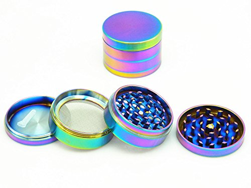50-mm-Rainbow-Grinder-Spice-Herb-Tobacco-Mill-Stainless-Steel-4-Pc