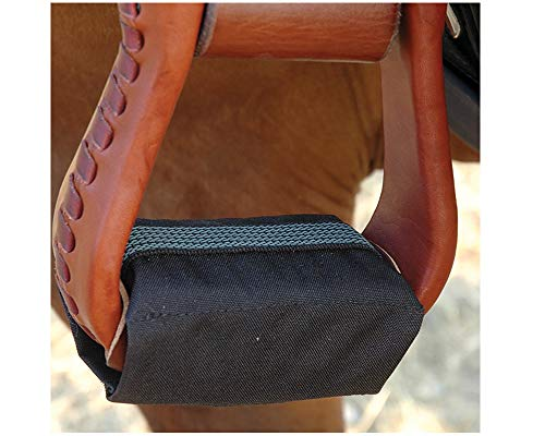 - Cashel Western Stirrup Cushions Medium