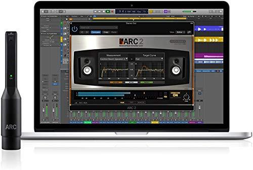 IK Multimedia 03-90097 ARC System 2.5 voor het meten en corrigeren van de akoestiek