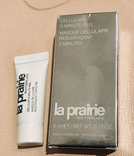 LA PRAIRIE cellular 3-minute peel - 5ml Brand New In Box