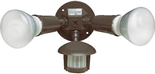 120V Motion Floodlight Fixture