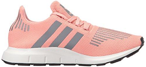 Grey Trace Three Crystal adidas Run W Swift White Women's Pink wxq7Y6