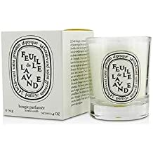 Feuille de Lavande (Lavender Leaf) Mini Candle 70 g by Diptyque